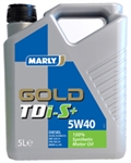 MARLY GOLD TDI-S+ 5W40 5 L
