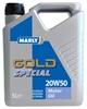 GOLD Special 20W50 5 L.