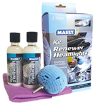 Kit Headlight Renewer