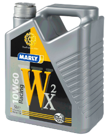 Racing oil Wx² 10w60 - 5L