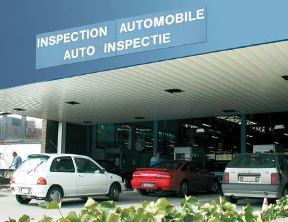 Inspection automobile