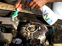 engine cleaning step2