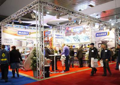 International Tradeshow - Marly
